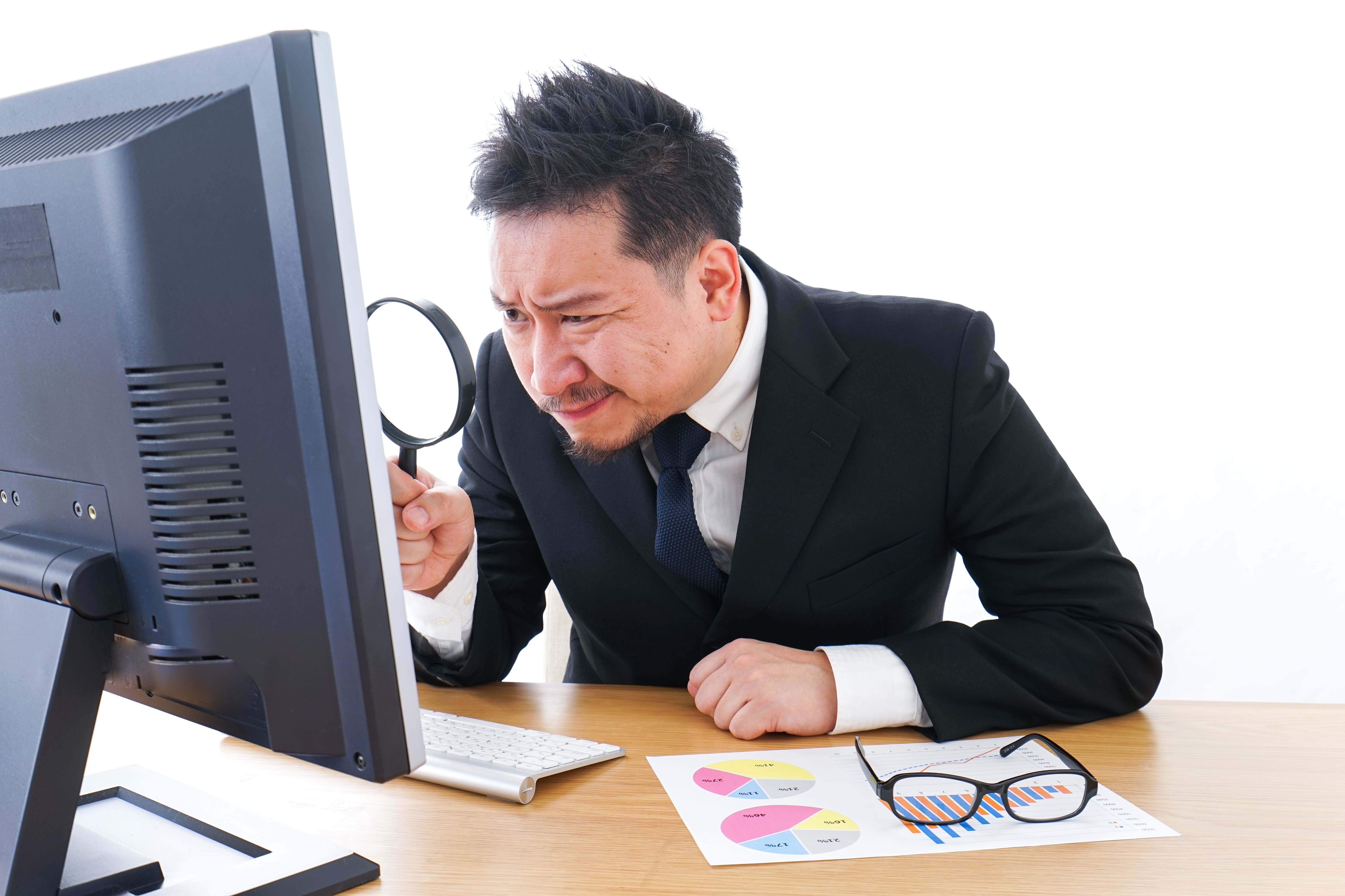 An employee searches for overlooked tax deductions to maximise his tax return